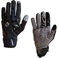 Велоперчатки зимние женские Pearl Izumi Cyclone Gel черные L