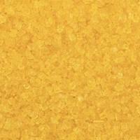 Цукор кольоровий жовтий, 100 г
