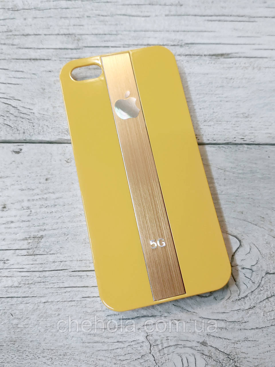 Протиударний Чохол для Iphone 5 5S SE Juicy Metal Помаранчевий