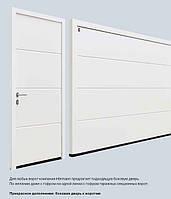 Дверь боковая к секционным гаражным воротам