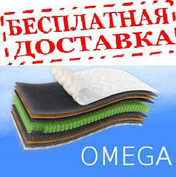 Ортопедический матрас Omega. Матрас Sleep&Fly Organic Омега.