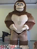 Надувной костюм (пневмокостюм) Горила Дэн, фото 1