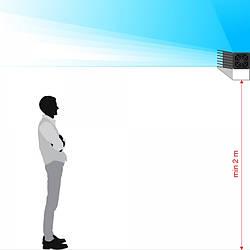 Экранированный облучатель с бактерицидными лампами + жалюзи BactoSfera EKRAN Jalousie 15