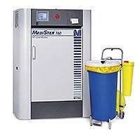 Установка MediSter® 160 для термической дезинфекции медицинских отходов