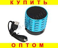 Портативный мини-динамик S-18 Bluetooth (TF+радио)