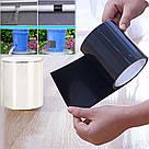 Клейка універсальна стрічка N-FLEX Tape надміцна водонепроникність ізоляційна скотч Flex флекс тейп Плівки, фото 9