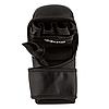 Рукавички для MMA PowerPlay 3026 Чорні XL, фото 8