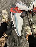 Мужские кроссовки Nike Air Max 720-818 White Indigo Fog, найк аир макс 720-818, кросівки Nike Air Max 720 818, фото 2