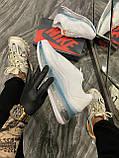 Мужские кроссовки Nike Air Max 720-818 White Indigo Fog, найк аир макс 720-818, кросівки Nike Air Max 720 818, фото 4