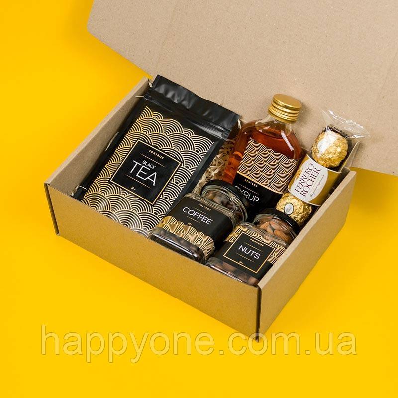 Подарочный набор для мужчин Black-Gold M