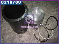 Гильзо-комплект ЯМЗ 240П (гильза(фосф), поршень(траф.)+ комплект поршневых колец ) (без пальца) (МОТОРДЕТАЛЬ)