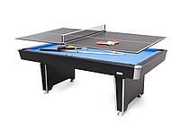 Бильярдный стол Phoenix 7Ft с теннисной крышкой