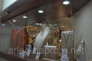 Мебельные светильники IDDLR-3ML по 3Вт