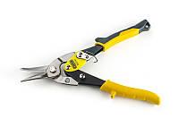 Ножницы по металлу СИЛА Cr-Mo 250 мм прямые 029758, КОД: 1701141