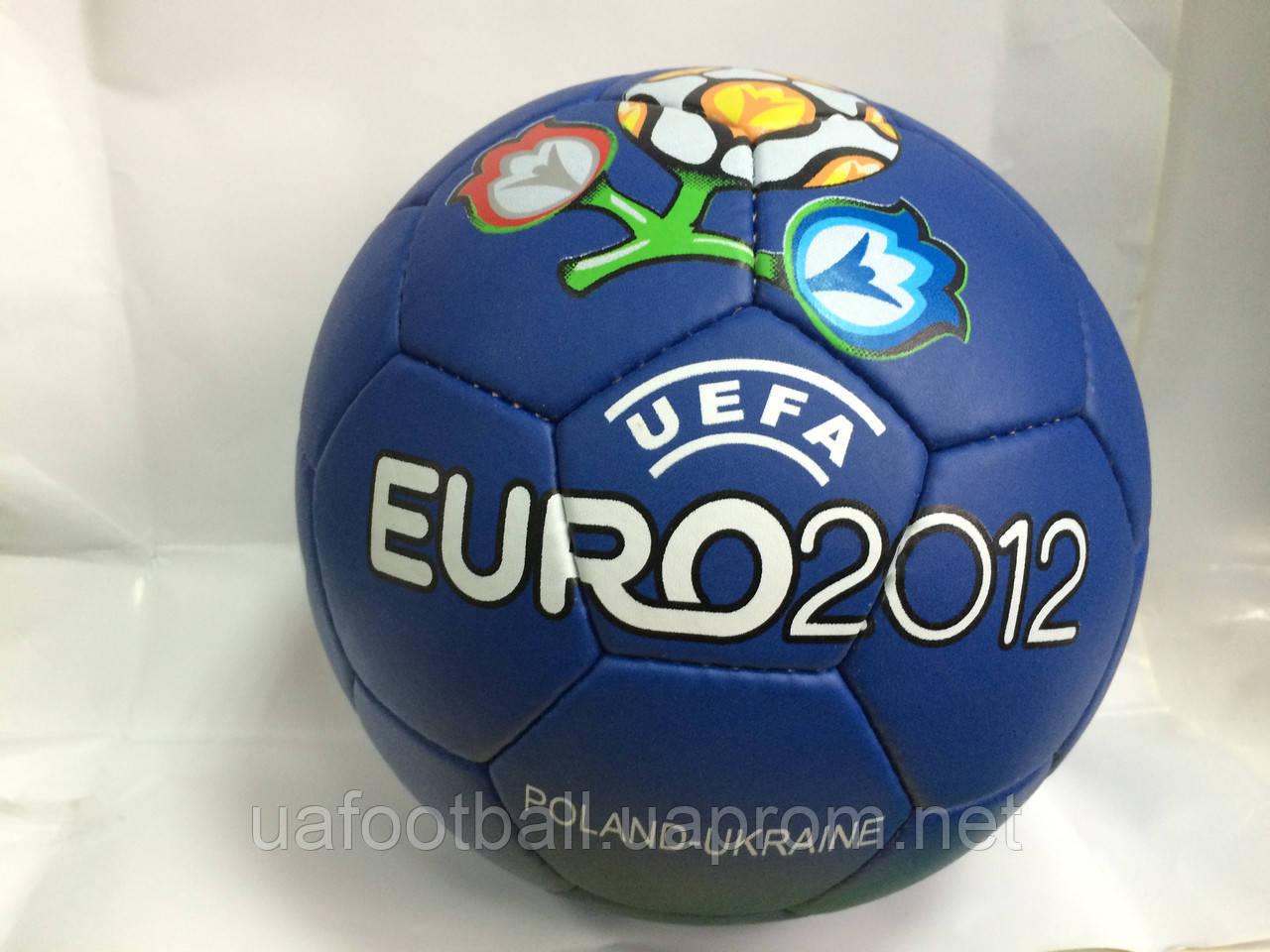 Мяч Футбольный Euro 2012 синий - SportsCity в Житомире 6d43d9a0a107a