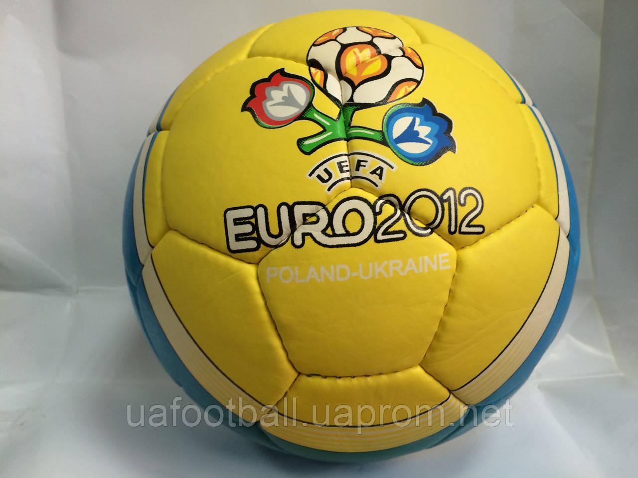 Мяч Футбольный Euro 2012 желтый-синий - SportsCity в Житомире 0afa04547bf22