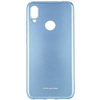 Чехол-накладка Molan Cano Glossy NEW для Xiaomi Redmi 7 Голубой 30360-404, КОД: 1827726