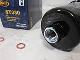 Фильтр топливный ВАЗ 2107-2115 (резьба) SCT, фото 2