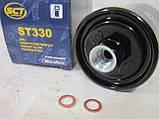 Фильтр топливный ВАЗ 2107-2115 (резьба) SCT, фото 3