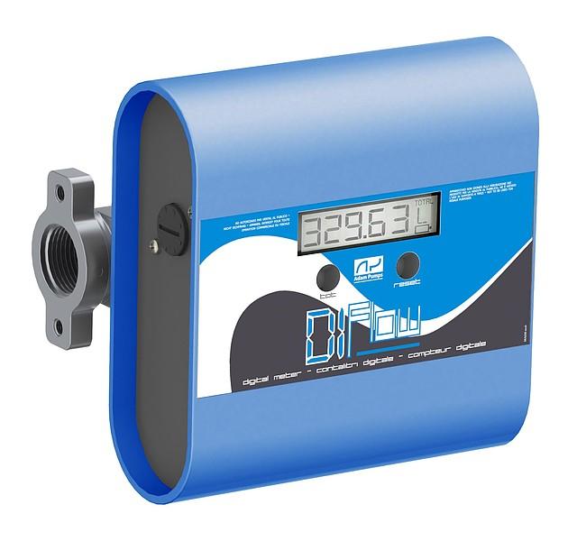 Счетчик учета выдачи дизельного топлива DI-FLOW, 10-150 л/мин