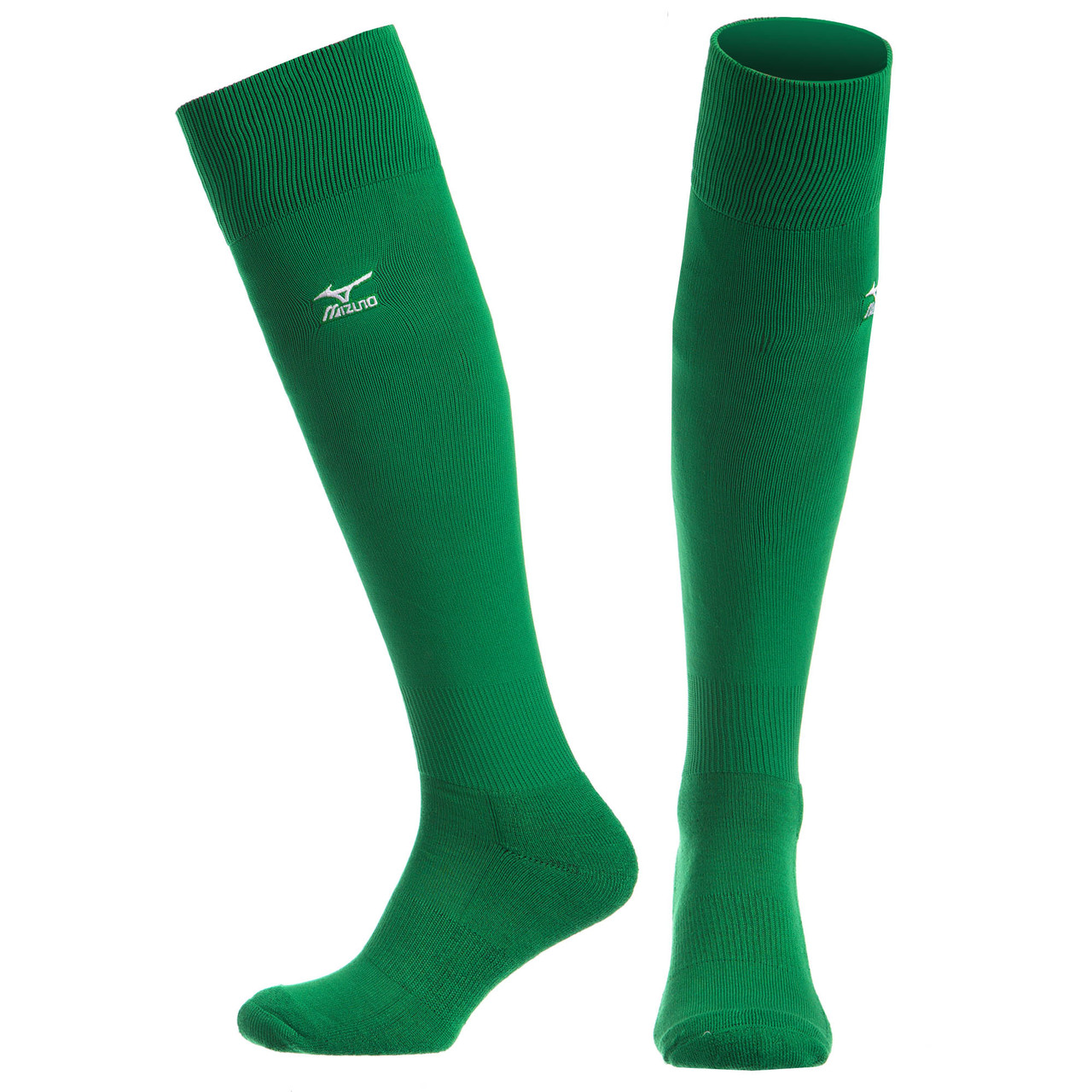 Гетры мужские для футбола р.40-45 MIZUNO 95627, Зелёный