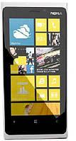 Белоснежная Nokia Lumia с 2 сим, FM, WiFi, JAWA,TV. Большой сенсорный экран 4