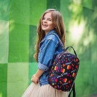 Рюкзак детский для прогулок с ярким принтом Like