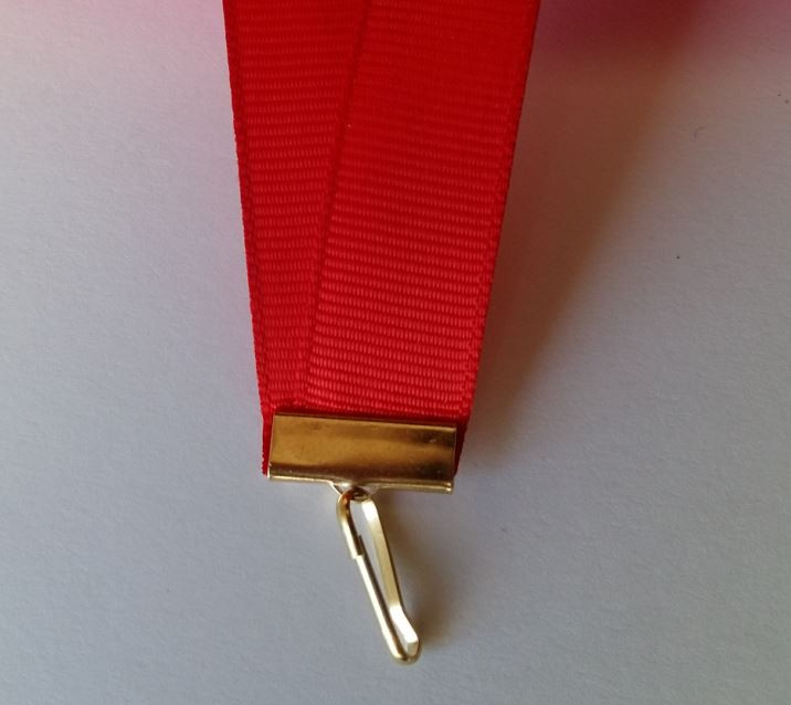 Карабин для лент и медалей 17мм
