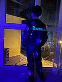 Детский светящийся костюм унисекс AMONG.US  без планет +маска в подарок