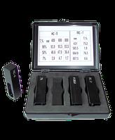 Набір світлофільтрів контрольних (ПС-7, НС-8, КУВИ) до спектрофотометрам