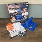 Настольная игра Морской Бой Danko Toys игрушка для детей детский на двоих 2 настольный