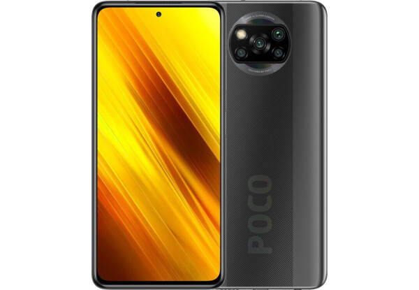 Xiaomi POCO X3 NFC 6/128Gb gray Global Version, фото 2
