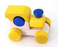 Игрушка Паравозик - Малыш (желтый)