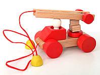 Каталка-конструктор Пожарник