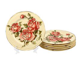 Тарелки десертные, обеденные