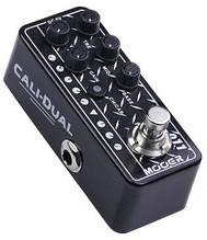 Гитарная педаль Mooer 011 Cali-Dual
