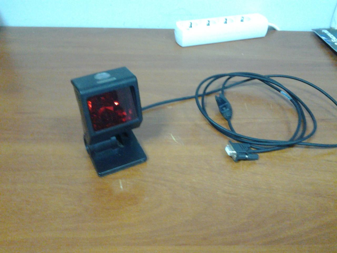 Многоплоскостной сканер штрих-кода Metrologic MS-3580 Quantum T (б/у)