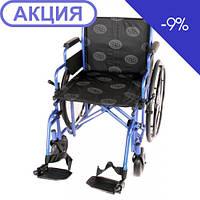 Инвалидная коляска усиленная  OSD Millenium-HD 55 см (Италия), фото 1
