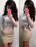 Платье со змейками на плечах, фото 1