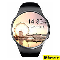 Смарт-часы SmartYou S1 Black with Black strap (SWS1BL)