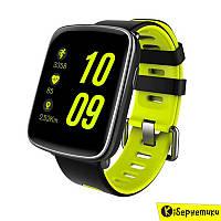 Смарт-часы SmartYou X1 Sport Black Green (SWX1SBLG)
