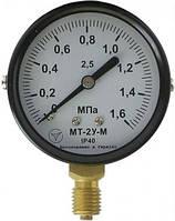 Манометр МТ-2У  0....2,5 мПа (кислород)