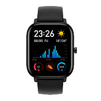 Смарт часы Amazfit GTS Obsidian Black (Международная версия)