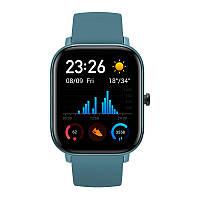 Смарт-годинник Amazfit GTS Steel Blue (Міжнародна версія)