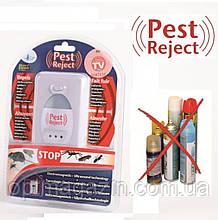 Ультразвуковой электромагнитный отпугиватель насекомых и грызунов Pest Reject (Пест Риджект