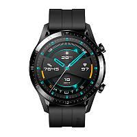 Смарт-годинник HUAWEI Watch GT 2 46mm Sport Matte Black
