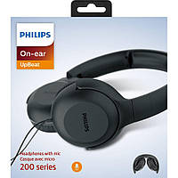 Наушники Philips UpBeat TAUH201BK Black, фото 1