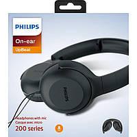 Навушники Philips UpBeat TAUH201BK Black