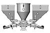 Объемный дозатор Piovan LYBRA-LG