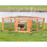 Клетка для кролей Trixie - Natura 109х116х48 см